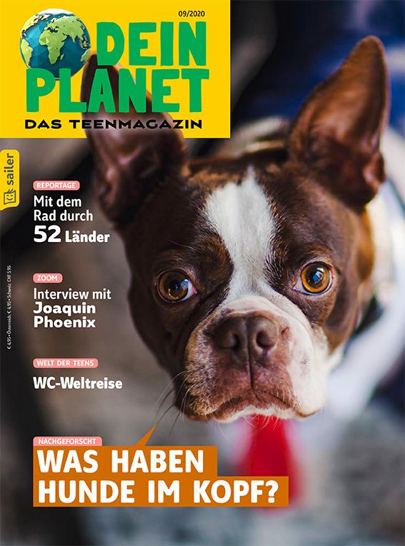 Dein Planet 09/20
