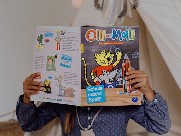 Olli und Molli - Zeitschrift für Erstleser