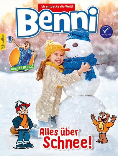 Benni Cover