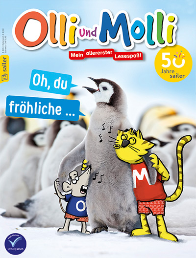 Olli und Molli Cover