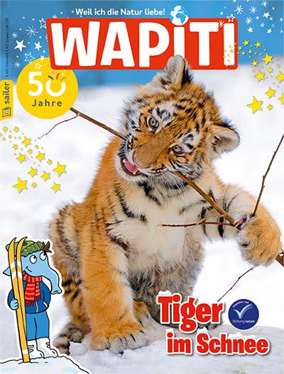 Wapiti Cover