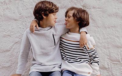 Es heißt Freundschaft, weil man mit Freunden alles schafft