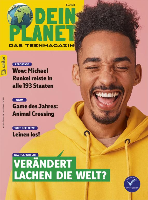 Dein Planet Cover