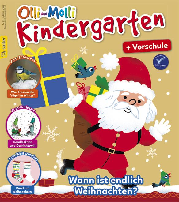 Olli Molli Kindergarten und Vorschule Cover