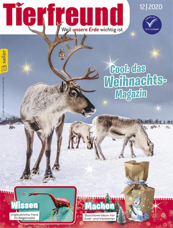 Tierfreund Cover
