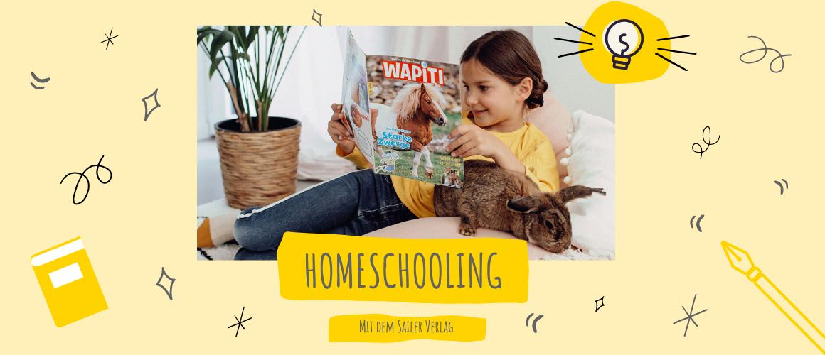 Homeschooling Header