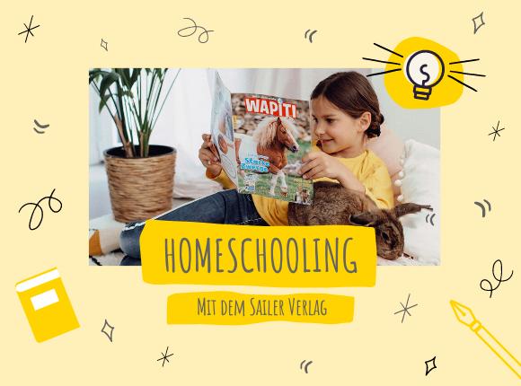 Homeschooling mit dem Sailer Verlag