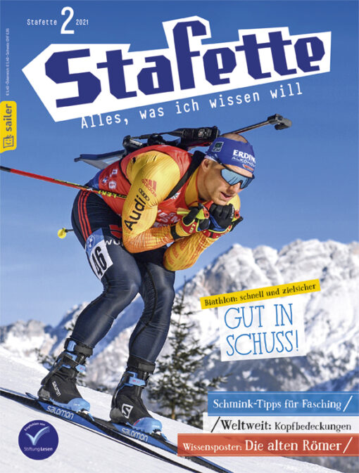 Stafette 02/21