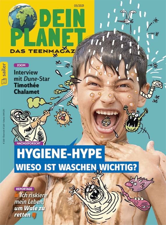 Dein Planet 03/20