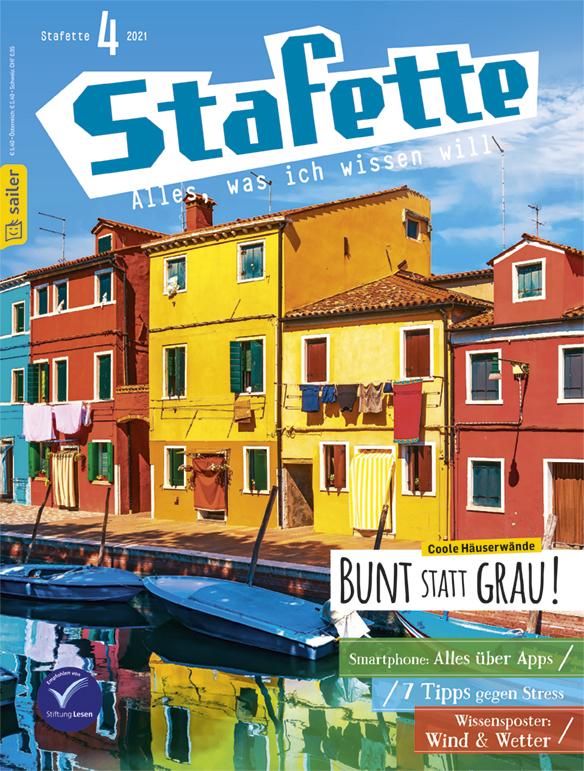 Stafette 04/21
