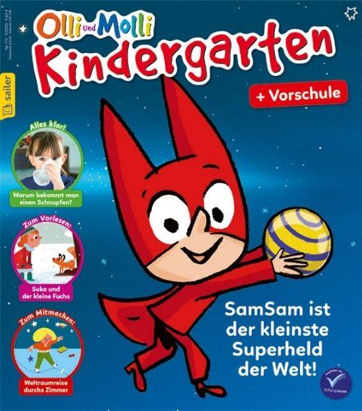 Olli und Molli Kindergarten Cover