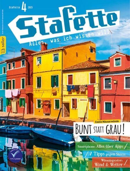 Stafette Cover