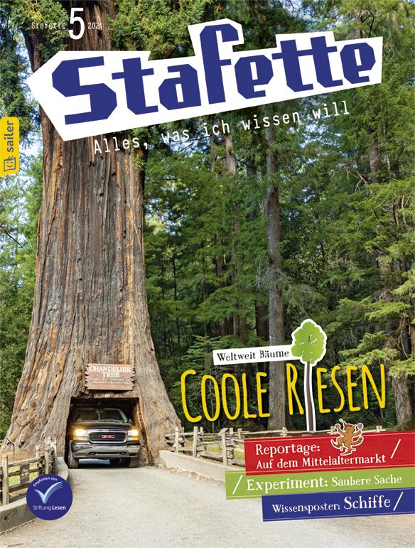Stafette 05/21