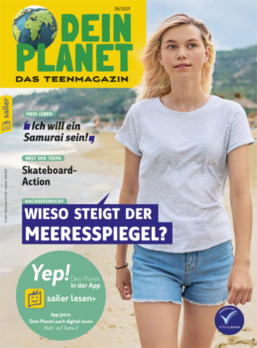 Dein Planet 06/21