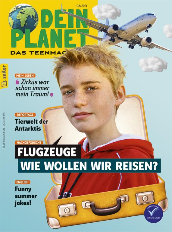 Dein Planet 07/21