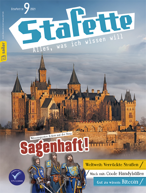 Stafette 09/21