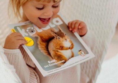 Kolala Eichhörnchen-Ausgabe