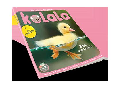 Kolala-Ausgabe: Eni, das Entlein