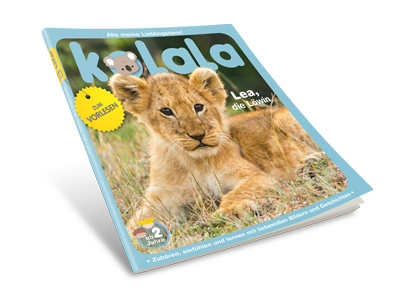 Kolala-Ausgabe: Lea, die Löwin