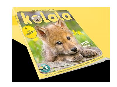 Kolala-Ausgabe: Willi, der Wolf