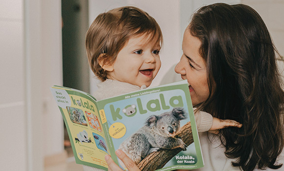 Kolala - das Magazin für die ganz Kleinen