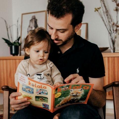 Vorlesen fördert die Sprachentwicklung