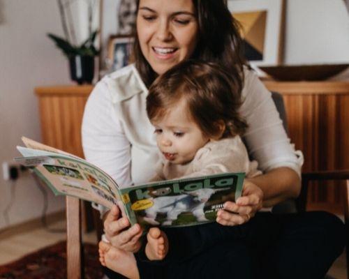 Vorlesen stärkt Emphathie