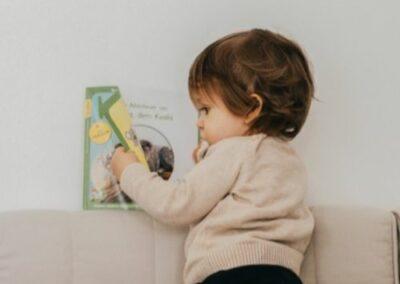Zeitschrift für Kleinkinder